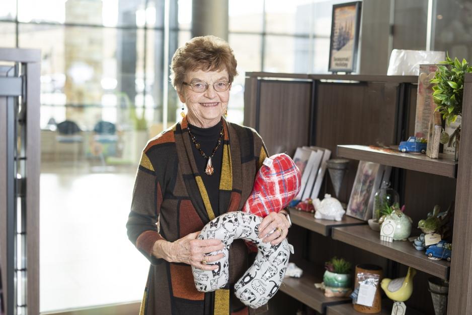 Volunteer Profile: Beverly Paschke Media