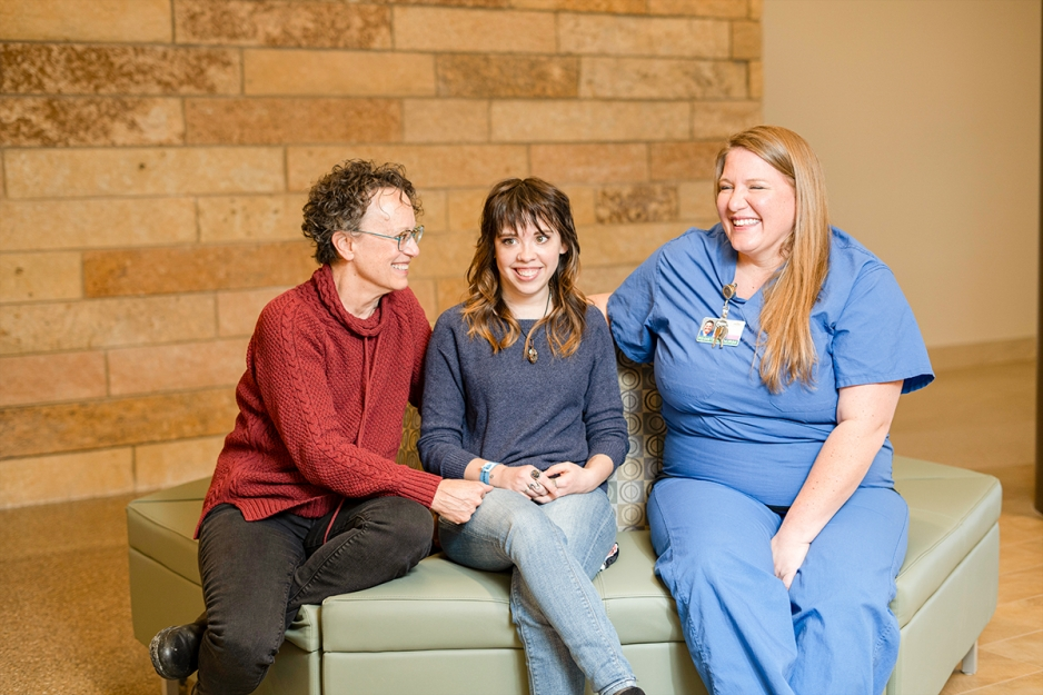 Patient Story: The Right Place at the Right Time Media