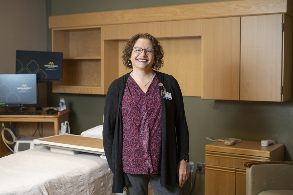 Physician Profile: Heather Brewer, M.D. Media