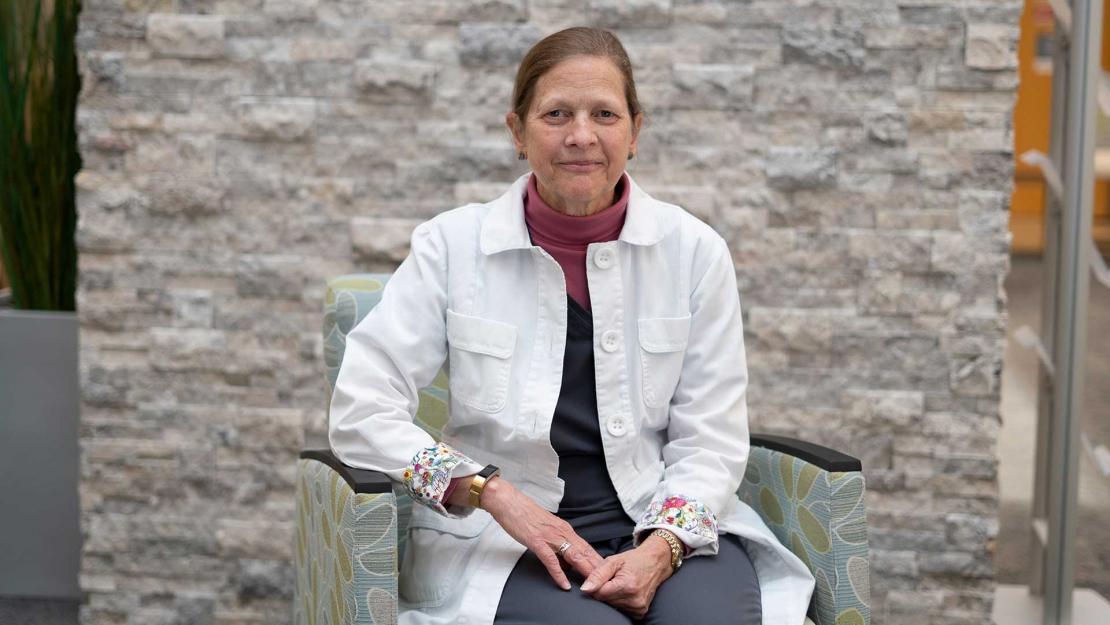 Physician Profile: Helen Frederickson, M.D., ACOG Media