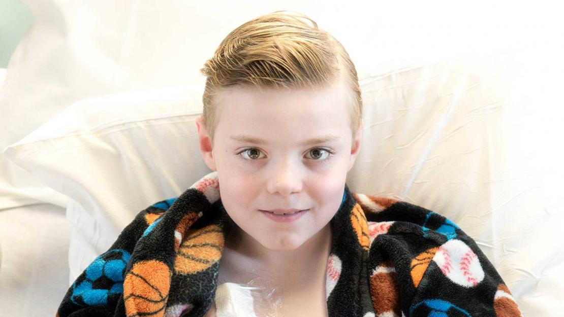 Patient Story: Carter Berlin Media