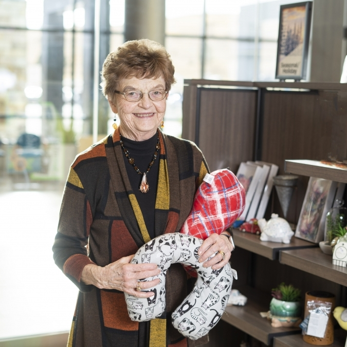 Volunteer Profile: Beverly Paschke Featured Image