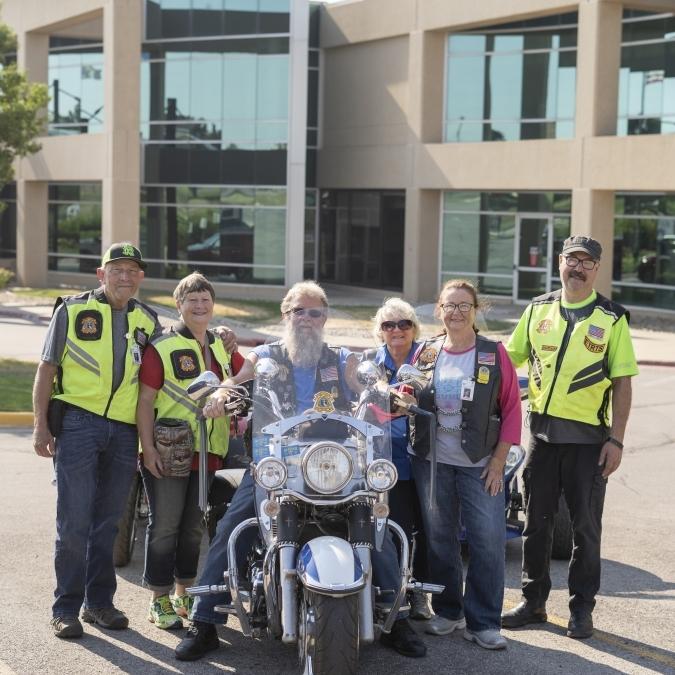 Volunteer Profile: Christian Motorcyclists Association (CMA) Media