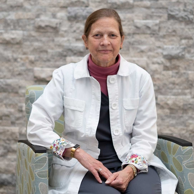 Physician Profile: Helen Frederickson, M.D., ACOG Media