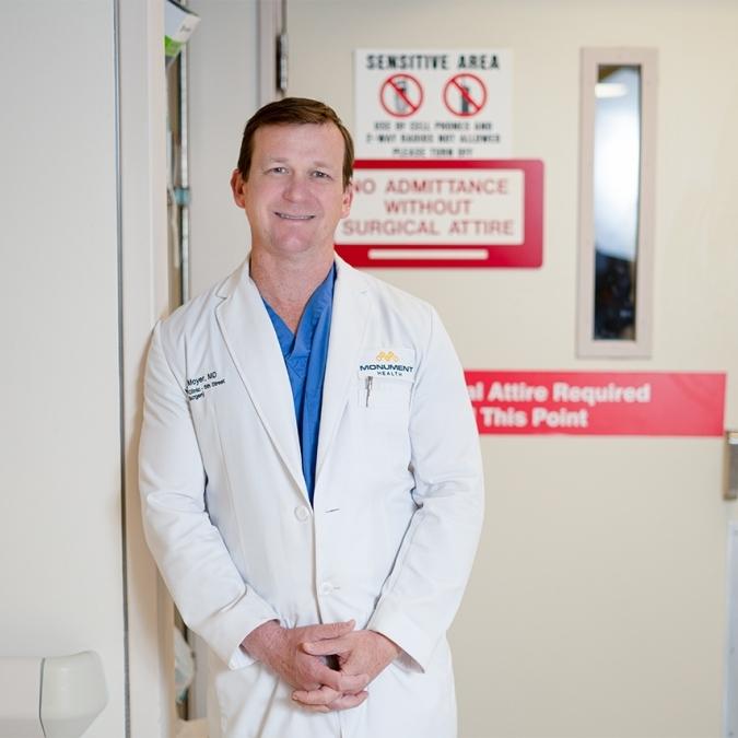 Physician Profile: Hunter Moyer, M.D. Media