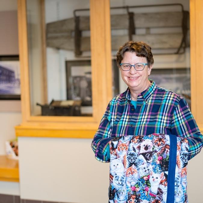 Volunteer Profile: Sue Holloway Featured Image
